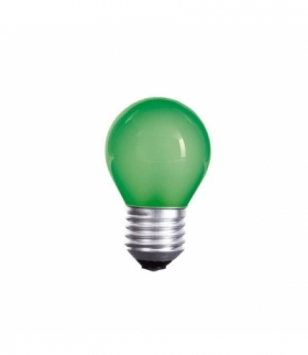 KULISTA E-27 15W GREEN SPECTRUM WOJ+11034