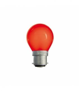 KULISTA B-22D 230V/15W RED SPECTRUM WOJ+10948