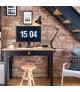 Lampka biurkowa Arno E27 1x60 czarna Rabalux 4215