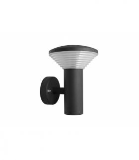 Oprawa ogrodowa LED ORBIT-A, 7W, 500lm, AC220-240V, 50/60Hz, IP54, ciepły biały, kinkiet prosty, cz