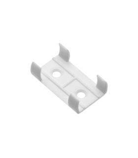 Adapter do włącznika 3w1, biały (2szt śrubek w kpl)