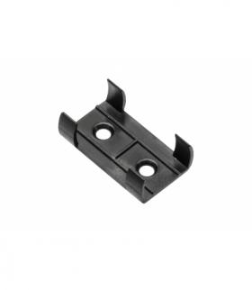 Adapter do włącznika 3w1, czarny (2szt śrubek w kpl)