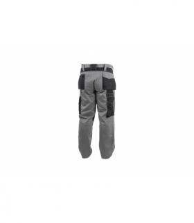ALLER spodnie bojówki grafit M