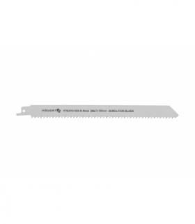 Brzeszczot do pilarki szablastej 230 mm, do demontażu (drewno, metal, żeliwo)