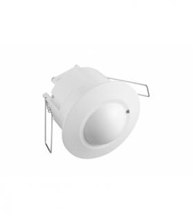 Czujnik ruchu CR-5 MINI max. 800W, AC220-240V, 50/60Hz, kąt działania 360*, zasięg 6m ± 2,5-4m, IP20