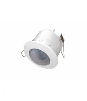 Czujnik ruchu CR-5, max. 1200W, AC220-240V, 50/60Hz, kąt działania 360*, zasięg 6m ± 2,2-4m, IP20, n