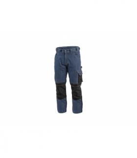 EMS spodnie jeans niebieski 2XL