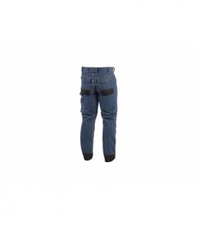 EMS spodnie jeans niebieski XL