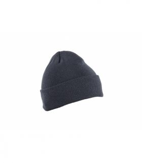 ENZ czapka dzianinowa grafit rozm. uniwersalny (57-61 cm)
