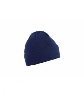 ENZ czapka dzianinowa granatowa rozm. uniwersalny (57-61 cm)