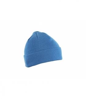 ENZ czapka dzianinowa niebieski rozm. uniwersalny(57-61 cm)