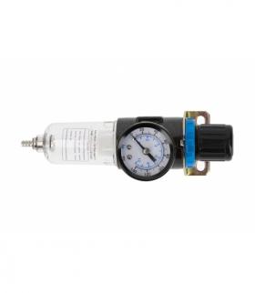 """Filtr powietrza z manometrem 1/4"""", 15ml"""