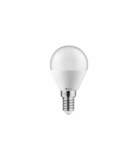 G-TECH Źródło światła LED, B45B, SMD2835, E14, 6W, 470 lm, 52 mA, AC220-240V, 50-60 Hz, 160°, 3000K