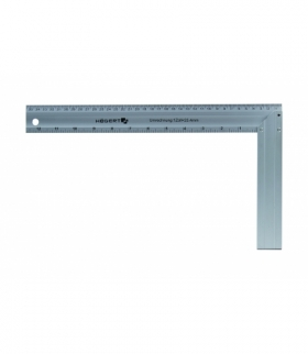 Kątownik stolarski aluminiowy 250x190 mm