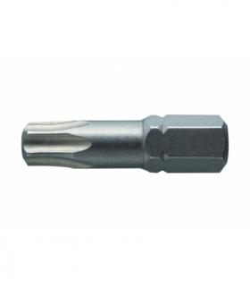 Końcówki wkrętakowe (bity) TORX 30 25mm, S2 slim, blister 2 szt