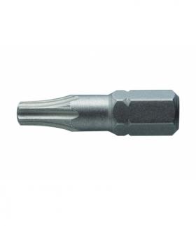 Końcówki wkrętakowe TORX T25, 25mm, 2 szt
