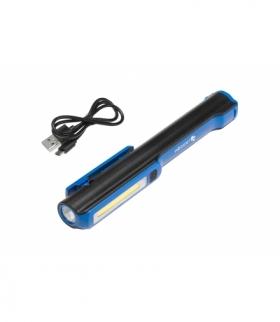Latarka inspekcyjna, ładowane poprzez USB