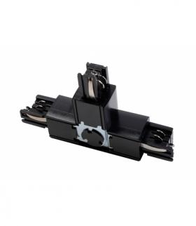 Łącznik T do szynoprzewodu 3-fazowego X-RAIL, 166x101mm, regulowany ZL/WL, czarny