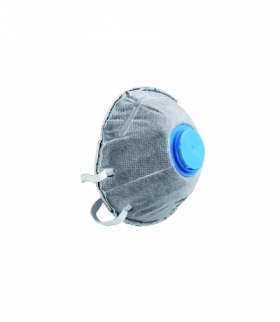 Maska przeciwpyłowa z zaworem FFP1, 3 sztuki