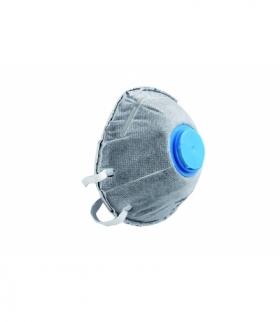 Maska przeciwpyłowa z zaworem FFP2, 3 sztuki