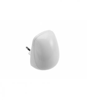 Mini lampka wtykowa LED ML3,1W,50lm,AC220-240V/50-60Hz,IP20,4000K