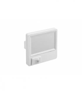 Mini lampka wtykowa LED ML5,1W,50lm,AC220-240V/50-60Hz,IP20, 4000K,OFF/ON