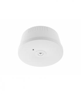 Oprawa awaryjna OGLA LED,3W,200lm,AC220-240V,50-60Hz,IP20,6400K,3H,jednozadaniowa,PRZYCISK TEST