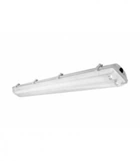 Oprawa hermetyczna HELIOS-LED 236 BIS, T8 LED, G13, AC220-240V, 50/60Hz, IP65, ABS/PS, 125cm
