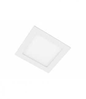 Oprawa LED MATIS PLUS typu downlight,13W,1020lm,AC220-240V,50/60Hz,120°,3000K,wpuszczana,biały