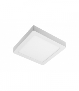 Oprawa LED MATIS PLUS typu downlight,19W,1520lm,AC220-240V,50/60Hz,120°,4000K,natynkowa,biały