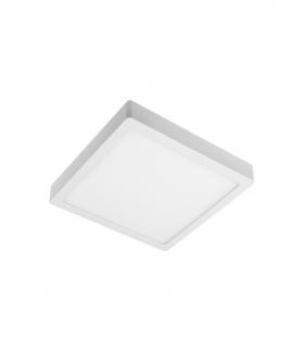 Oprawa LED MATIS PLUS typu downlight,24W,2000lm,AC220-240V,50/60Hz,120°,3000K,natynkowa,biały