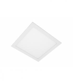 Oprawa LED MATIS PLUS typu downlight,24W,2000lm,AC220-240V,50/60Hz,120°,3000K,wpuszczana,biały