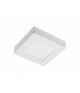 Oprawa LED MATIS PLUS typu downlight,7W,560lm,AC220-240V,50/60Hz,120°,4000K,natynkowa,biały
