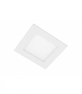Oprawa LED MATIS PLUS typu downlight,7W,560lm,AC220-240V,50/60Hz,120°,4000K,wpuszczana,biały