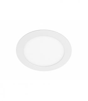 Oprawa LED ORIS PLUS typu downlight,13W,1020lm,AC220-240V,50/60Hz,120°,3000K,wpuszczana,biały