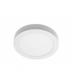 Oprawa LED ORIS PLUS typu downlight,19W,1520lm,AC220-240V,50/60Hz,120°,3000K,natynkowa,biały