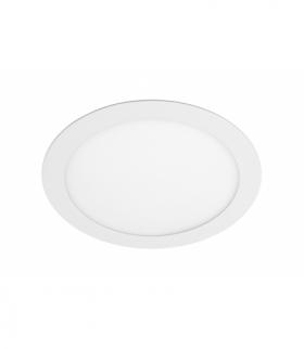 Oprawa LED ORIS PLUS typu downlight,19W,1520lm,AC220-240V,50/60Hz,120°,3000K,wpuszczana,biały