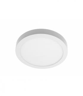 Oprawa LED ORIS PLUS typu downlight,24W,2000lm,AC220-240V,50/60Hz,120°,3000K,natynkowa,biały