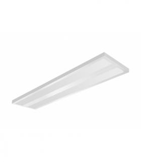 Oprawa LED VERONA 50W, 2x120cm, 5600lm, AC220-240V, 50/60Hz, IP20, neutralny biały, natynkowa, biały