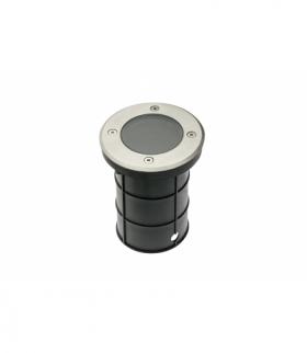 Oprawa najazdowa ALFA-O, max.50 W, GU10, IP67, AC220-240V, 50/60Hz, inox