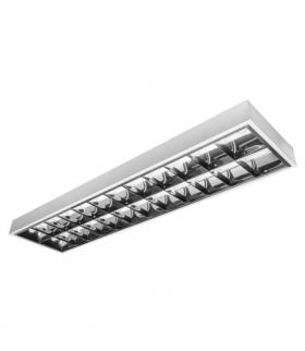 Oprawa RASTRO LED 150, 2x150 T8 LED, G13, AC220-240V, 50/60Hz, IP20, z okablowaniem pod świetlówki L