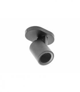 Oprawa sufitowa BLINK, AC220-240V, 50/60 Hz, GU10, max. 20W, IP20, pojedyncza, czarna