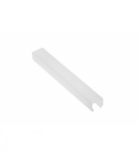 osłonka kwadratowa mleczna do profilu LED GLAX Mini 2 m