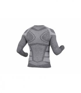 OSTE bezszwowa koszulka termiczna grafit XL-2XL