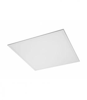 Panel LED GALAXY 40W, 4400lm, AC220-240V, 50/60Hz, IP54, 60x60cm, neutralna biała, biały, PZH