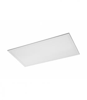 Panel LED KING 24W, 1800lm, AC220-240V, 50/60Hz, IP54, 60x30cm, neutralna biała, biały