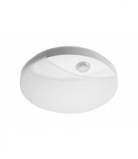 Plafoniera LOGOS LED z czujnikiem ruchu, 16 W, 1200lm, IP44, AC220-240V, 50/60Hz, kąt świecenia 360