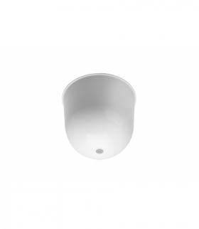 Podsufitka plastikowa (maskownica podsufitowa), biała