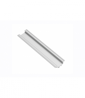 profil aluminiowy LED kątowy GLAX silver 3,05 m