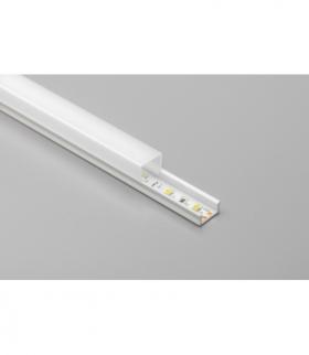 Profil aluminiowy LED nakładany GLAX Mini biały 2 m